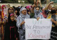 Arrest of 3 Kashmir Political Leaders